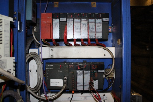 PLC Expansion rack, How PLCs work, PLC Scan cycle, PLC Mitsubishi scan-time, PLC check, input/output, program execution, terminals
