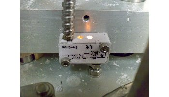 Proximity switch sensor